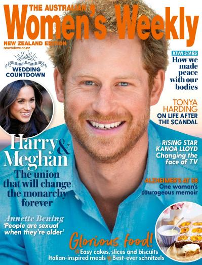 The Australian Women ' s Weekly New Zealand Edition - April (2018)