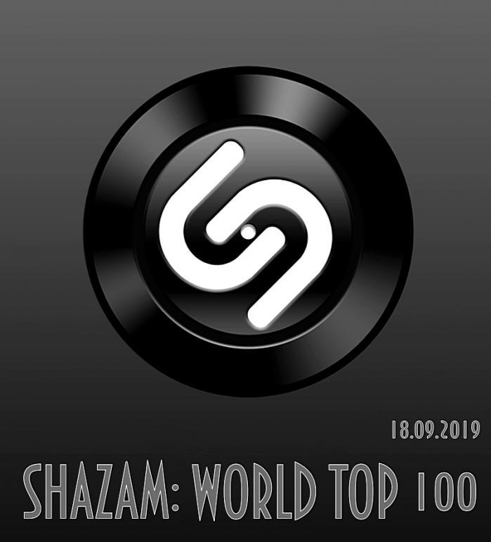 Shazam World Top 100 (18 09) (2019)