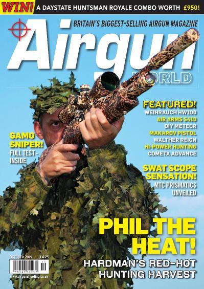 Airgun World   October (2019)