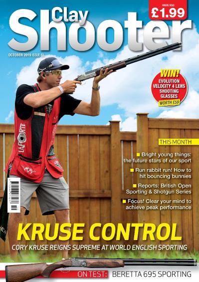 Clay Shooter   October (2019)