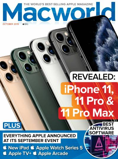 Macworld UK - October (2019)