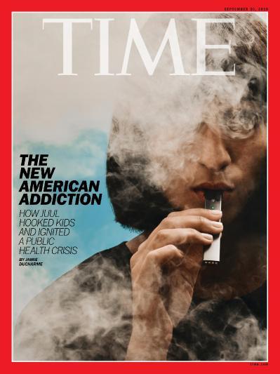Time USA - September 30 (2019)
