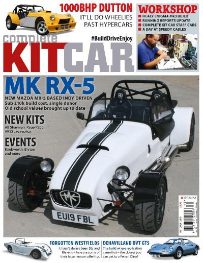 Complete Kit Car - October (2019)