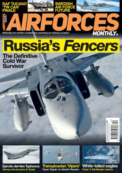 AirForces Monthly - October (2019)