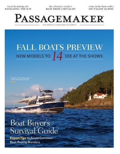 PassageMaker - October (2019)