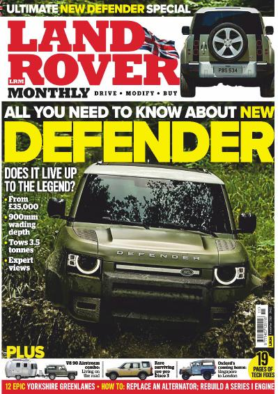 Land Rover Monthly - November (2019)
