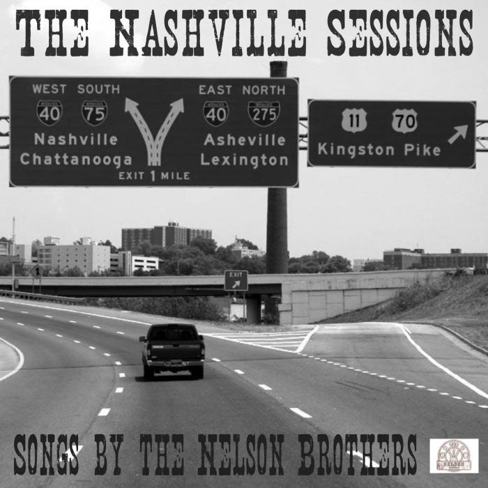 The Nelson Brothers   The Nashville Sessions (2019)