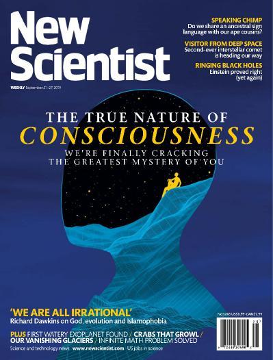 New Scientist - September 21 (2019)