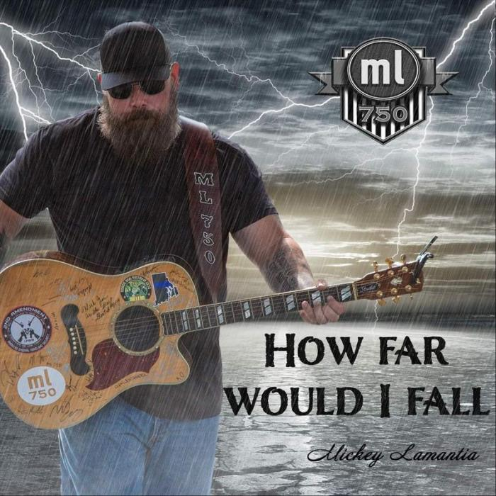 Mickey Lamantia   How Far Would I Fall (2019)