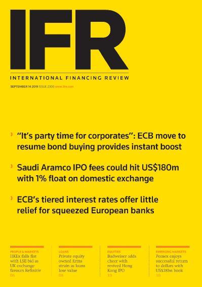 IFR Magazine - September 14, (2019)