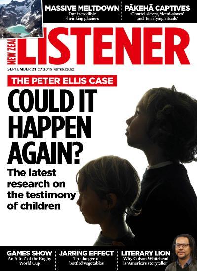 New Zealand Listener - September 21, (2019)