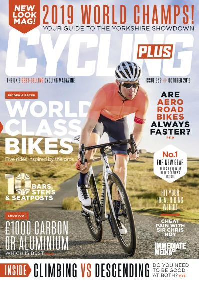Cycling Plus UK - October (2019)