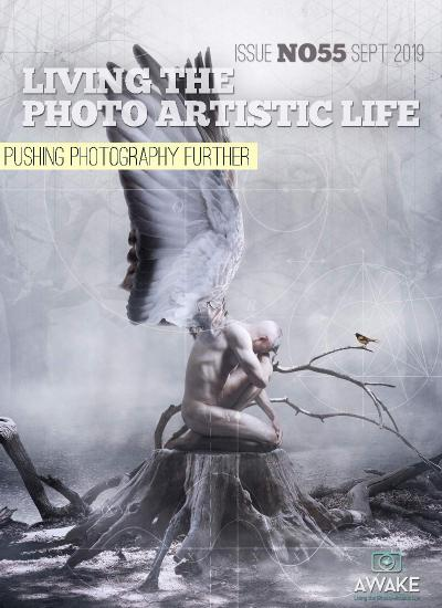 Living The Photo Artistic Life - October (2019)