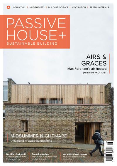 Passive House+ UK - Issue 30 (2019)