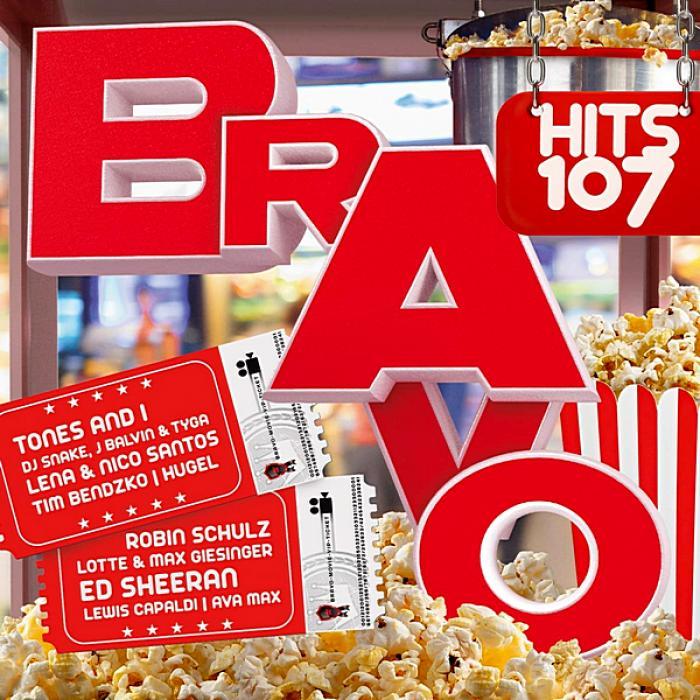 Bravo Hits Vol 107 (2019)