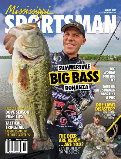 Mississippi Sportsman  August (2017)