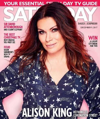 Saturday Magazine  December 09 (2017)