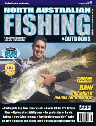 North Australian Fishing and Outdoors  May-June-July (2017)