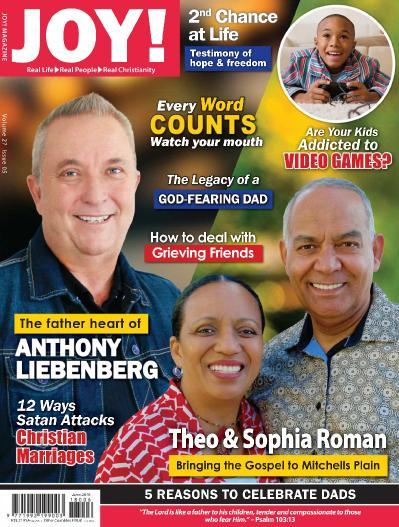 Joy ! Magazine - June (2018)