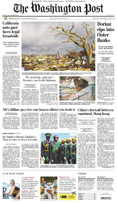 The Washington Post - 07 09 (2019)