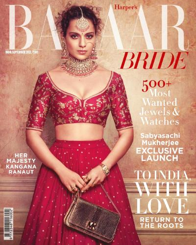 Harper s Bazaar Bride  September (2017)