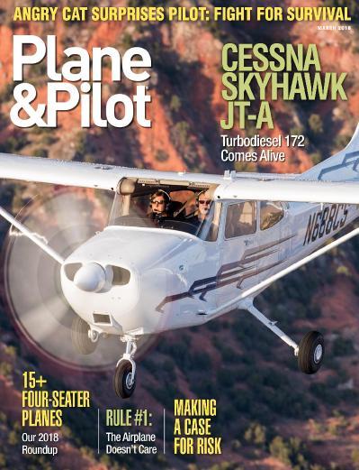 Plane & & Pilot  March (2018)