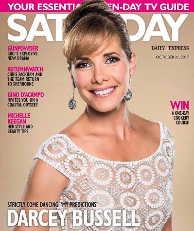 Saturday Magazine  October 21 (2017)