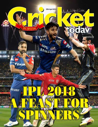 Cricket Today - April 18 (2018)