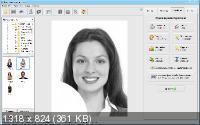 AMS Фото на документы Профи 9.0 RePack & Portable by elchupakabra + Костюмы