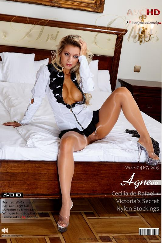 [ArtOfGloss.net] Art of Gloss #1 in pantyhose understanding. [ArtOfGloss.net 2015-10] 41-7-15, Agness & Cecilia de Rafael + Victoria s Secret Nylon Stockings [AVCHD] [2015, Gloss pantyhose, High heels, Legs, Shiny pantyhose, HDRip, 1080p]