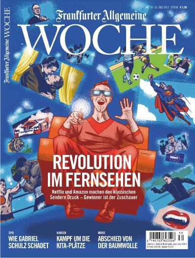 Frankfurter Allgemeine Woche  21 Juli (2017)