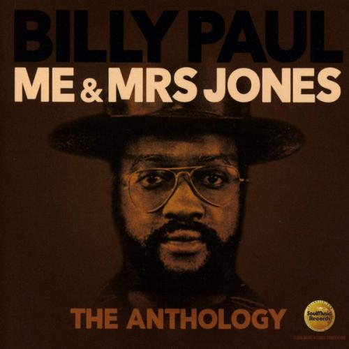 Billy Paul   Me & Mrs Jones (The Anthology) (2019)