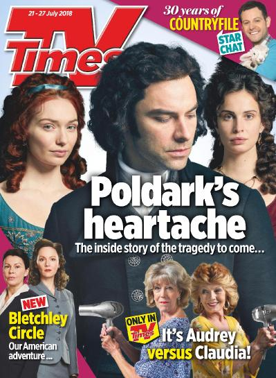 TV Times - 21 July (2018)