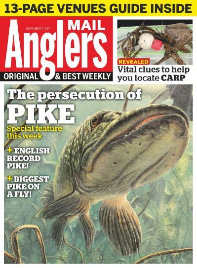 Angler s Mail  November 07 (2017)