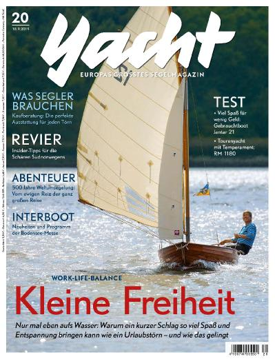Yacht Germany - 18 September (2019)
