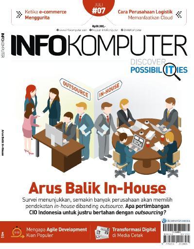 Infokomputer Indonesia  Juli (2017)