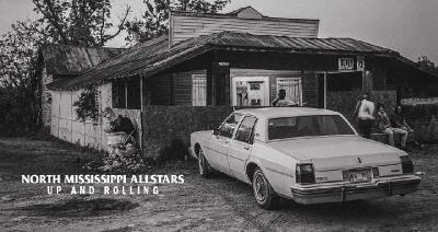 North Mississippi Allstars - Up And Rolling (2019)
