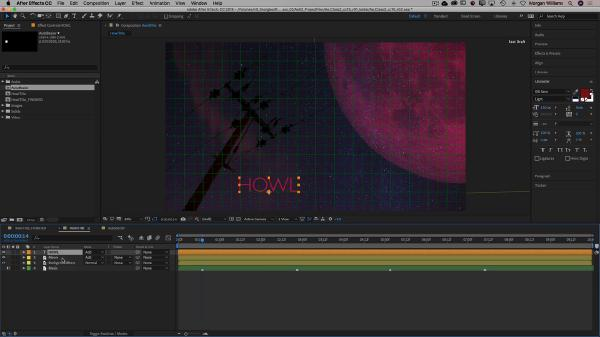 Animating With Layers Intro To After Effects (Part 2)