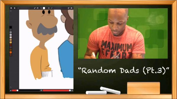 How-To-Draw Random Dads