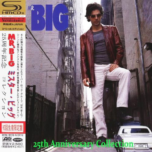 Mr  Big    25th Anniversary Collection (Compilation) (2CD) (2019)