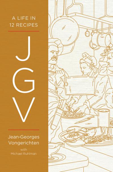 JGV A Life in 12 Recipes