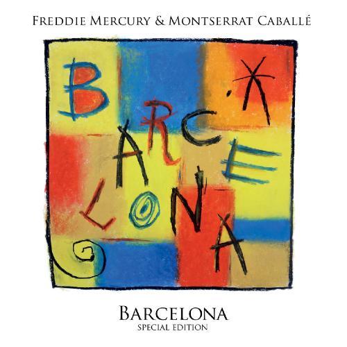 Freddie Mercury   Barcelona (Special Edition) (2019)