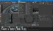 Maxon CINEMA 4D Studio R21.026RePack by Pooshock