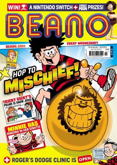 The Beano  20 January (2018)
