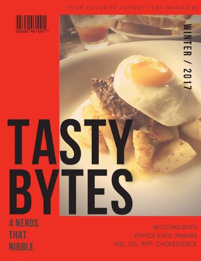 Tasty Bytes  November (2017)