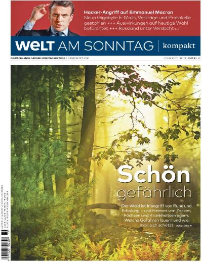 Welt am Sonntag Kompakt  7 Mai (2017)