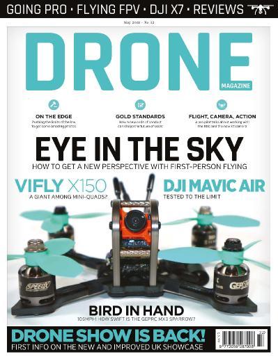 Drone Magazine UK  April (2018)