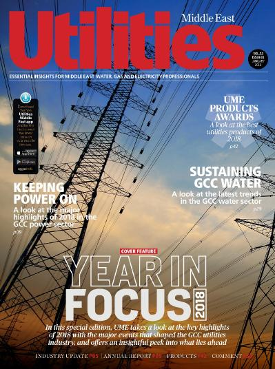 Utilities Middle East  January (2019)