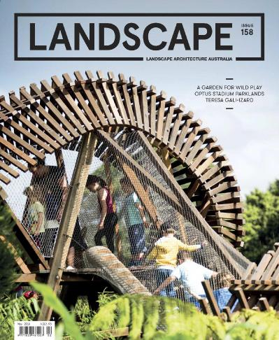 Landscape Architecture Australia - May (2018)