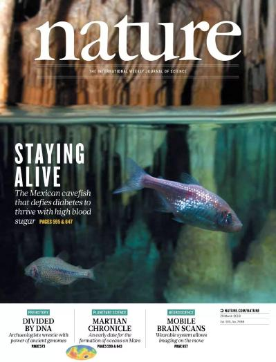 Nature - 29 March (2018)